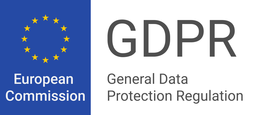 European Commission GDPR logo